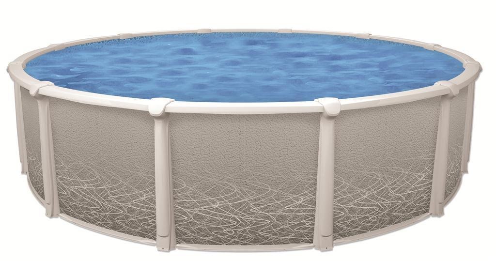 Laguna schwimmbecken set oval oder rund 142cm tiefe ebay for Schwimmbecken set