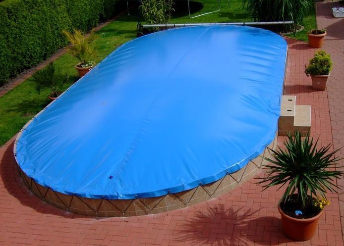 Pool abdecken winter wohn design for Stahlwandbecken pool
