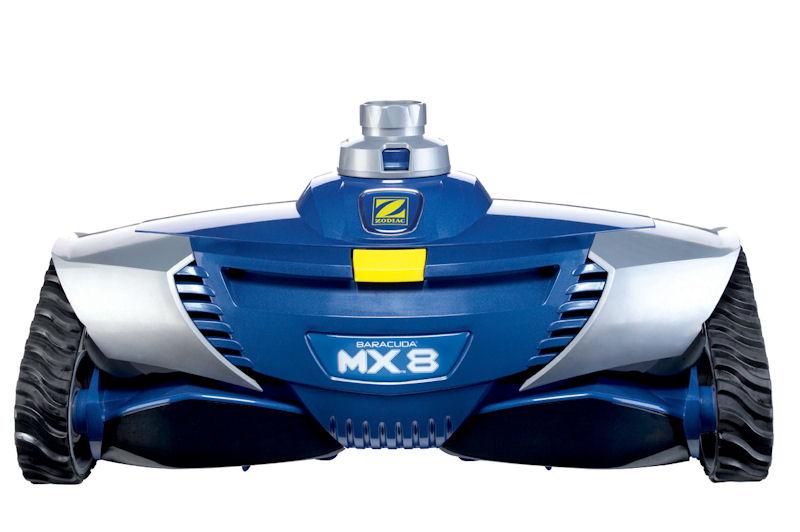 Zodiac mx8 schwimmbadroboter reinigungsroboter for Robot piscine mx8