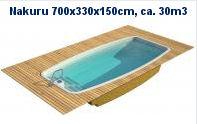 NAKURU 700x330x150cm