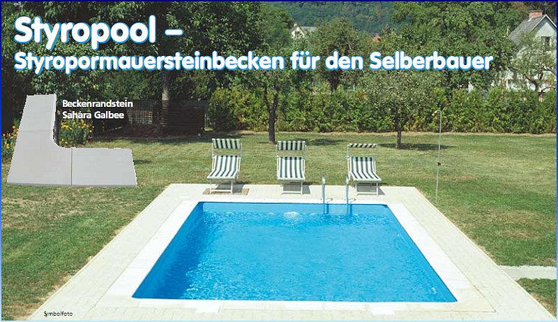 styropool preis schwimmbad und saunen. Black Bedroom Furniture Sets. Home Design Ideas