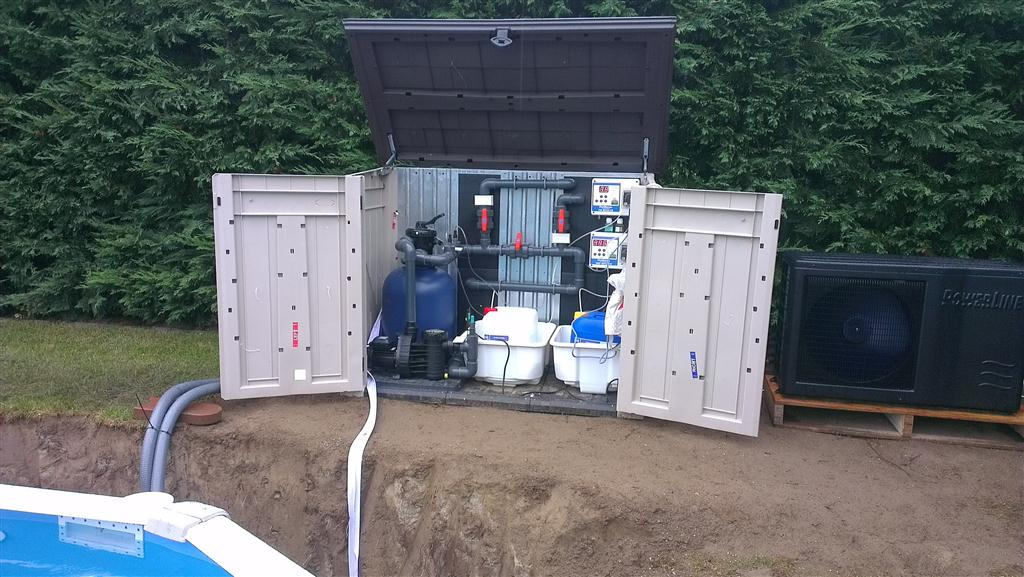 sandfilteranlage filteranlage sandfilterpumpe